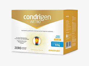 Condrigen Artro 300g (30x10g) Neutro- Maxinutri