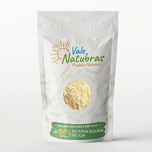 Proteína Isolada de Soja 100g - Vale Natubras