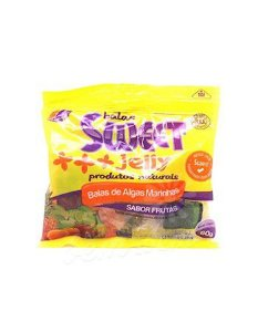 Balas Sweet Jelly 60 gramas - Sortido