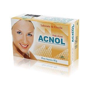 Sabonete Acnol 80g