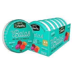 Bala Stevita Mix Nacional 6x40g