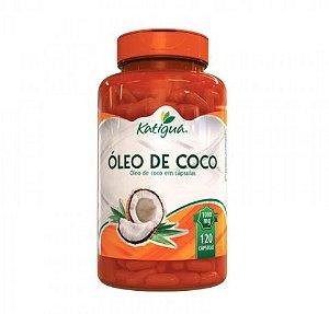 OLEO DE COCO KATIGUA 120 CAPS 1000MG