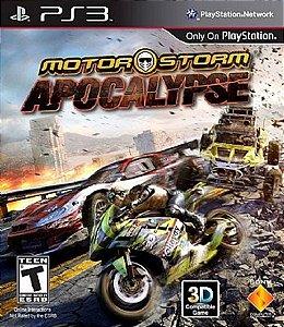Jogo Sony MOTORSTORM APOCALYPSE PS3 (MotoApocalipse PS3)