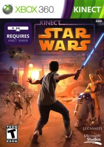 KINECT STAR WARS X360 DIS