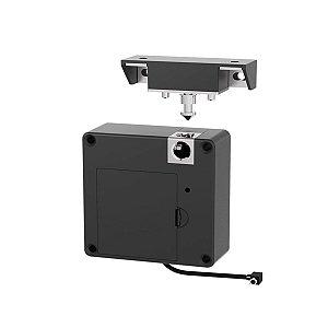 Fechadura Invisível Rfid Com Bloqueio Eletrônico Topen