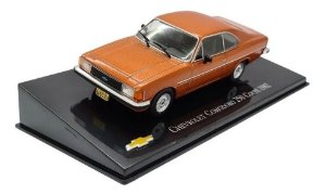 Chevrolet Opala Comodoro Coupe 82 - 1/43