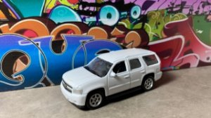 Chevrolet Tahoe - Borrachuda