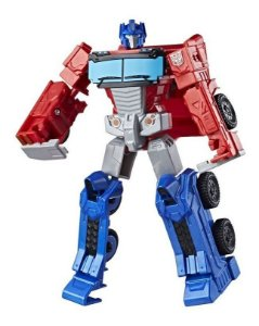 Transformers Authentics Figura Optimus Prime - Hasbro E0771