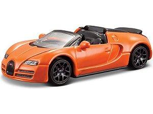 Bugatti Veyron Grand Sport - 1/64
