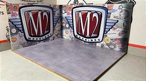 Diorama M2 - 1/64 - MDF