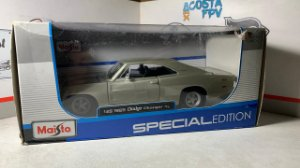 Dodge Charger R/T 1968 - 1/24
