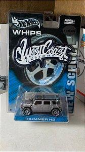 Hummer H3 - Hot Wheels Whips - West Coast custom