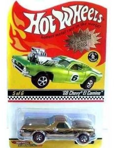 Neo Classics Rlc - 68 Chevy El Camino