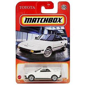 1984 Toyota MR2 - GVX24
