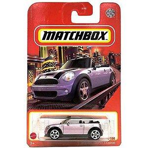 2010 Mini Cooper Cabrio - GVX62