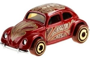 Beetle Fusca Holiday Racers Lote 2021