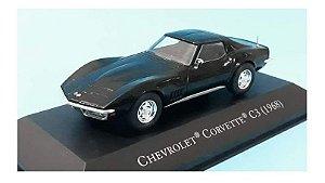 Chevrolet Corvette C3 1968 American Cars Ed10  1/43