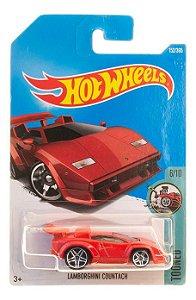 Lamborghini Countach Tooned