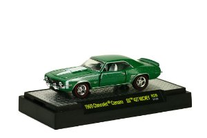 Chevrolet: Camaro SS 427 Nickey (1969) - 1:64