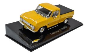 Chevrolet C10 1974 Amarelo  1:43