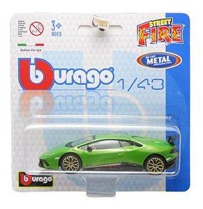 Lamborghini Huracan Performante Street Fire 1/43 Burago