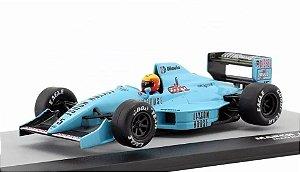 F1 March Judd 881 Mauricio Gugelmin Gp 1988 Itália