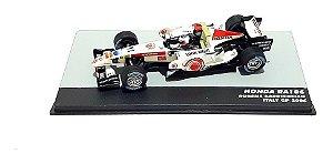 Honda R.a106 2006 Rubens Barrichello 1/43 Lendas