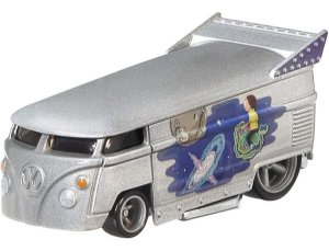 VW Drag Bus Rick And Morty Pop Culture