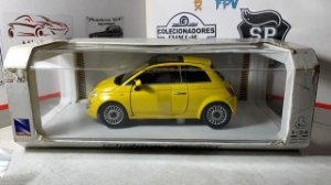 Fiat 500 - 1/24