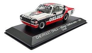 Stock Car Chevrolet Opala A. Giaffone Orloff
