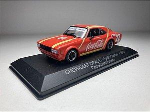 Chevrolet Opala Paulo Gomes 1983 Coca Cola/Polwax Stock Car - Raridade