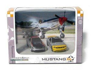 Diorama Mustang Avs