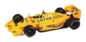 Fórmula 1 F1 Ayrton Senna Lotus 99t 1987