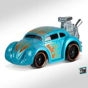 Beetle Tooned Azul  347/2018