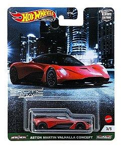 Aston Martin Valhalla Concept - Exotic Envy