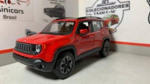 Jeep Renegade Sport 1:24