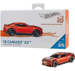 2018 Camaro SS - Hot Wheels ID -  1/64