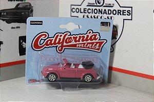 Beetle Conversivel - 1/64 - California Minis