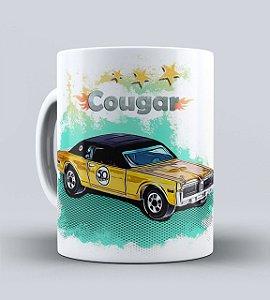 Caneca Cougar