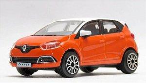 Renault Captur - Burago 1/43 Street Fire