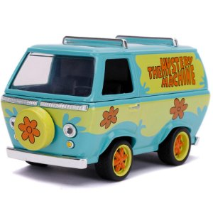 1:32 - Mystery Machine - Scooby-Doo