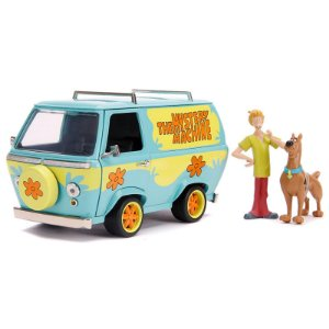 1:24 - Mystery Machine With Shaggy & Scooby Doo