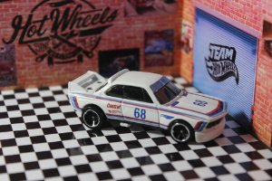 BMW 3.0 CSL 73'