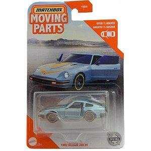 1982 Datsun 280 Zx - Moving Parts - Matchbox - 1/64