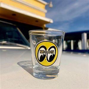 MOONEYES USA SHOT GLASS