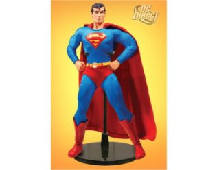 DC DIRECT SUPERMAN (CLASSIC) 1:6 SCALE DELUXE COLLECTOR