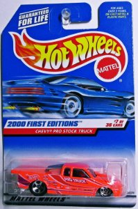 Chevy 1500 Pro Stock - First Edition