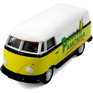 VW Kombi clássico do Paulo Pamonha California Toys Collectibles series 2