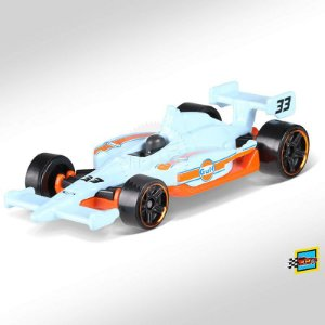 Indy 500 Oval - Gulf