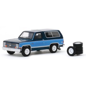 1986 Chevrolet K5 Blazer c/ Estepes - The Hobby Shop 8